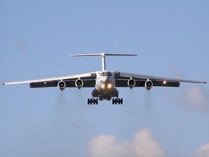 Прыжки с Ил-76 и  с парашютом Д-5 или Д-6
