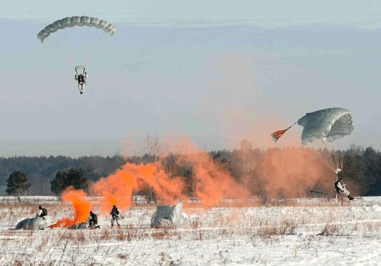 Парашют Арбалет-2
