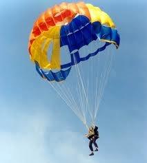 Спортивный парашют УТ-15